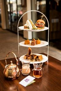Cinnamon Soho India Afternoon Tea