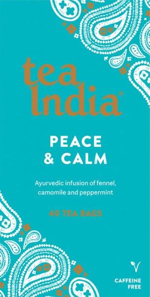 Peace & Calm Ayurvedic Tea Bags