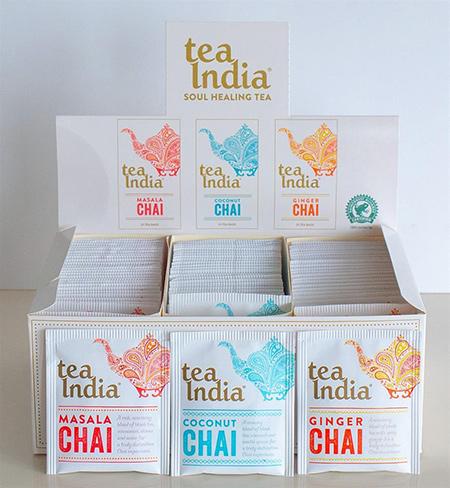 Tea India Chai Selection Pack