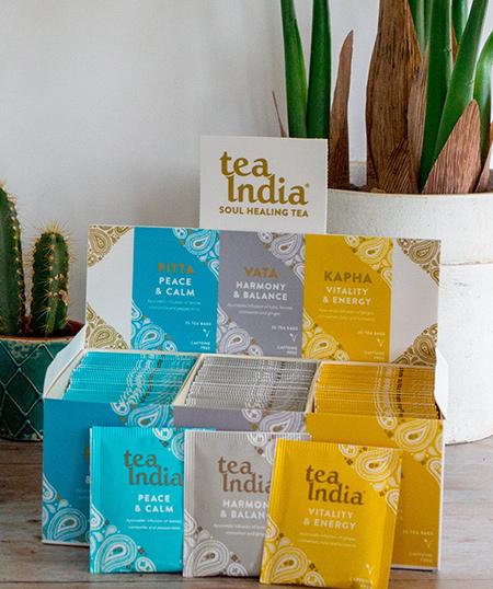 Tea India Ayurveda Selection Pack