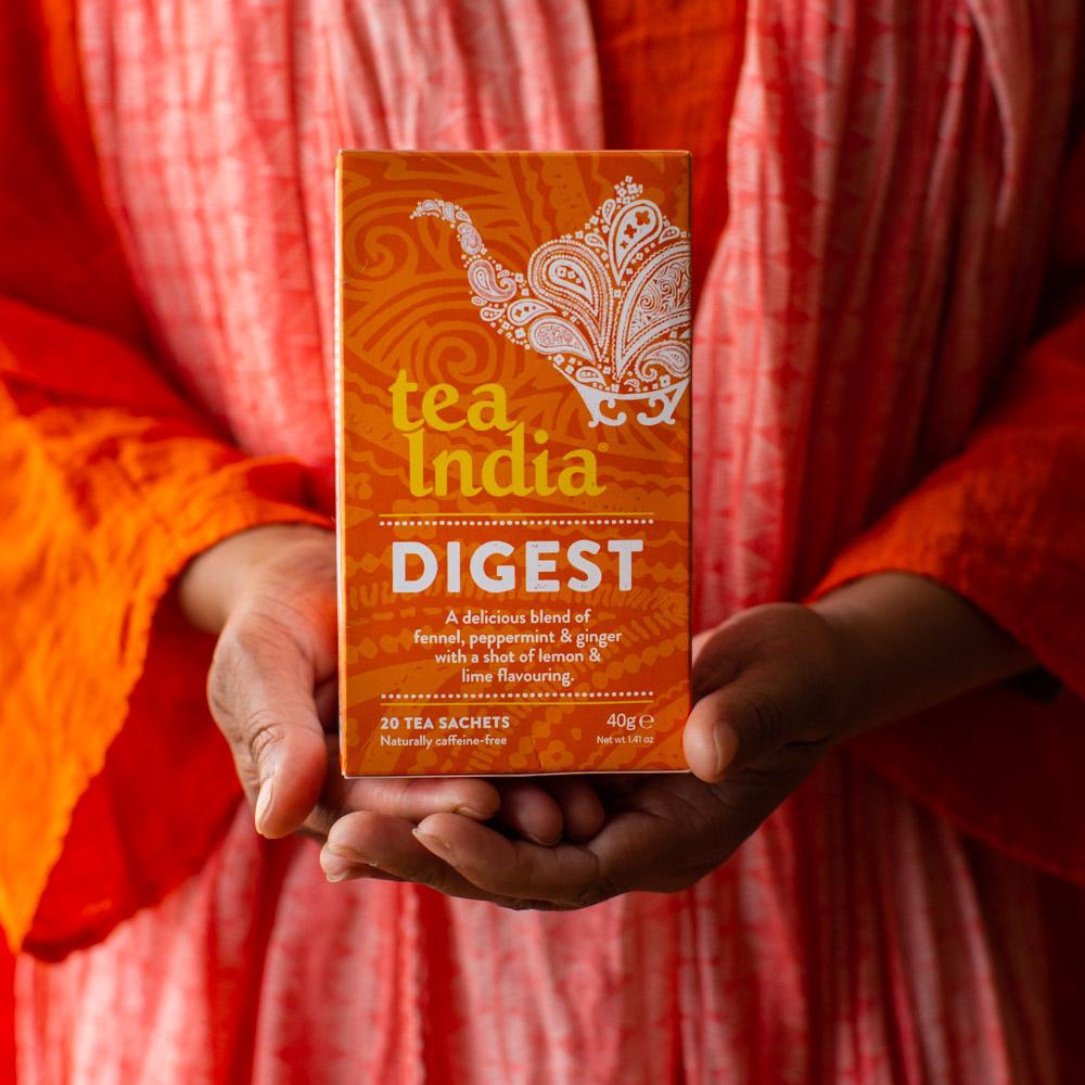 Tea India Digest Herbal Tea