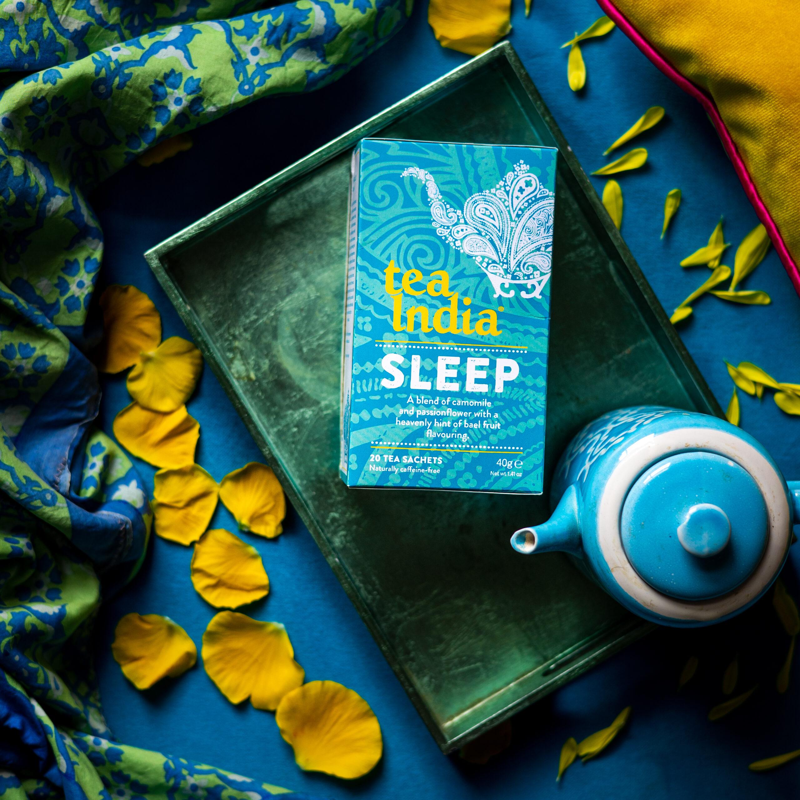 Tea India Herbal Sleep Tea