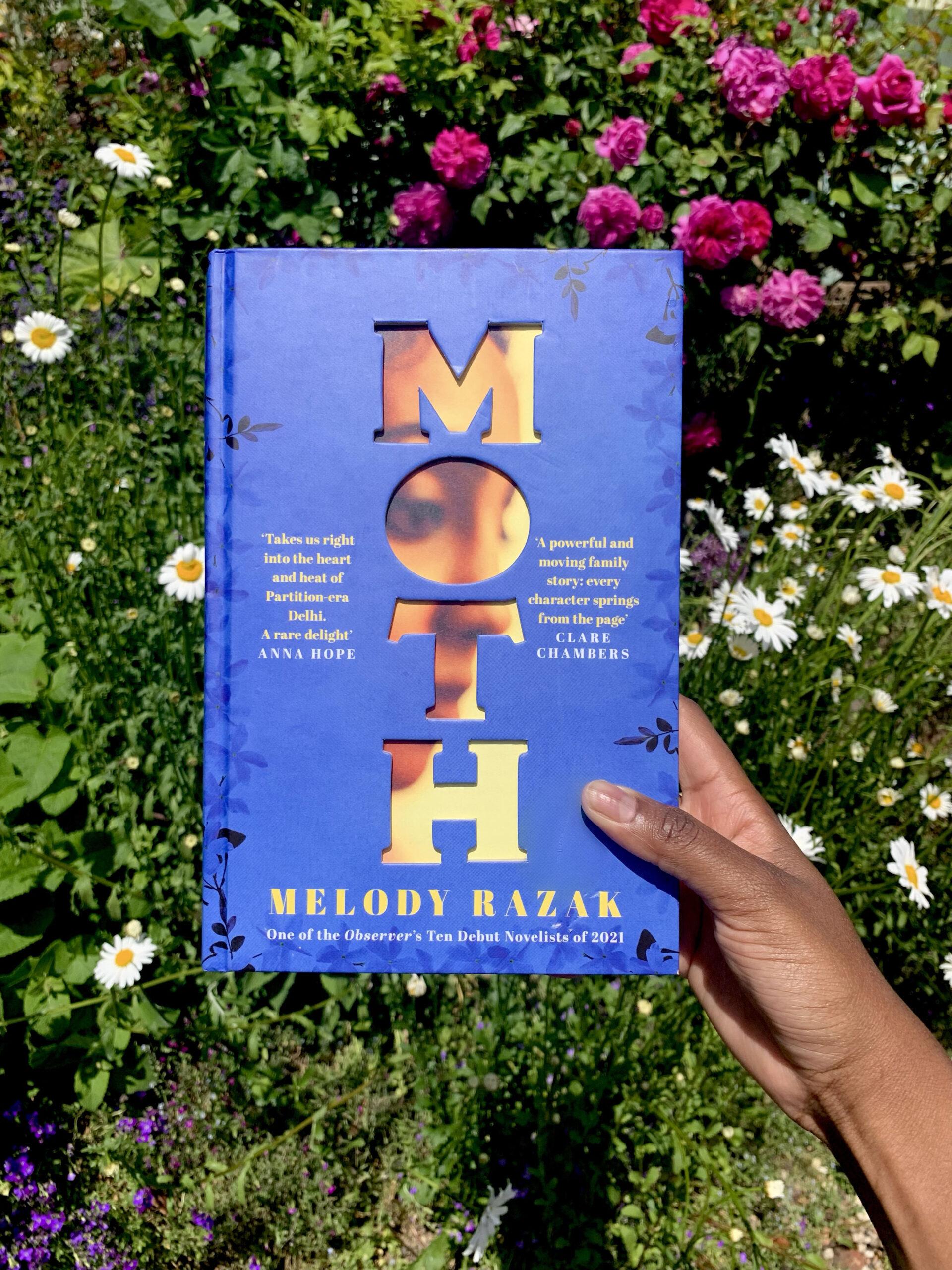 MOTH By Melody Razak